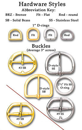 cinch buckles for 5 star cincha