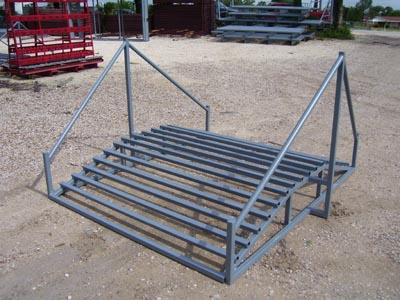 a cattle guard made for atvs