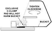 bucket forks attachment diagram
