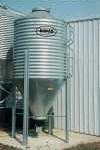 bulk feed bin