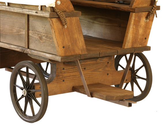 Antique John Deere Studebaker IH Wooden wheel Farm Wagons for Sale