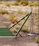 cattle guard wings
