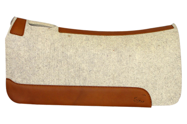 mule saddle pad