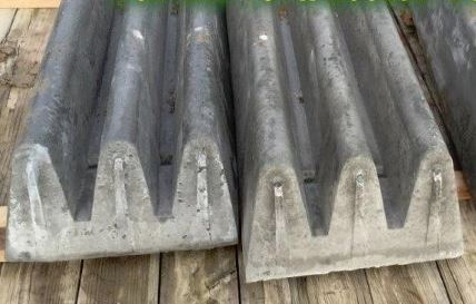 concrete cattle guards