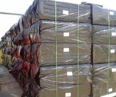 floor insulation in shipping bags