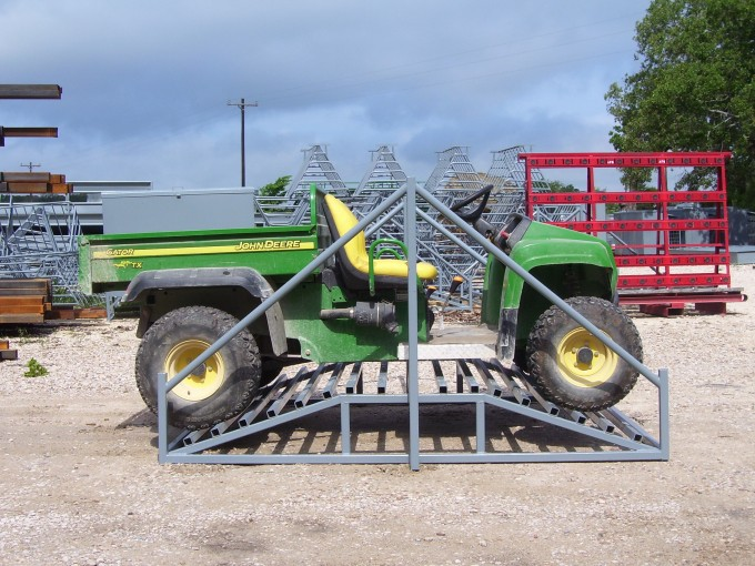 ATV Cattle Guard