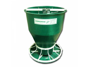 pig feeder with 3 bushel capacity