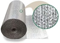 radiant heat insulation tempshield