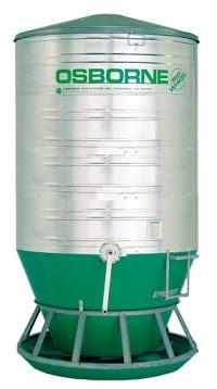 large capacity hog feeder