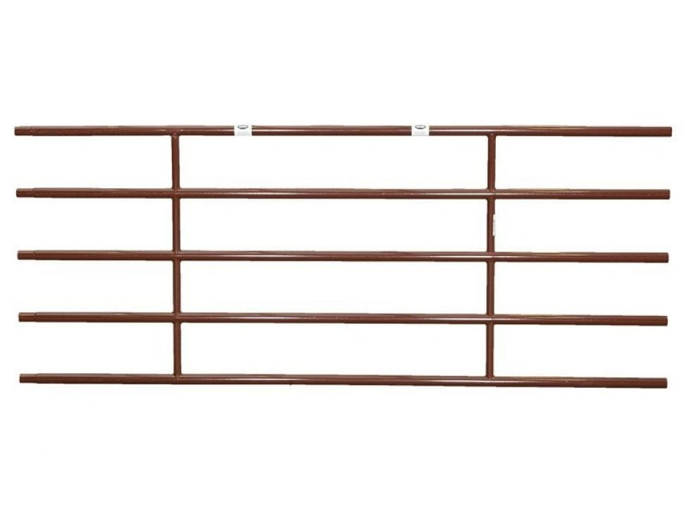 continuous fence panel
