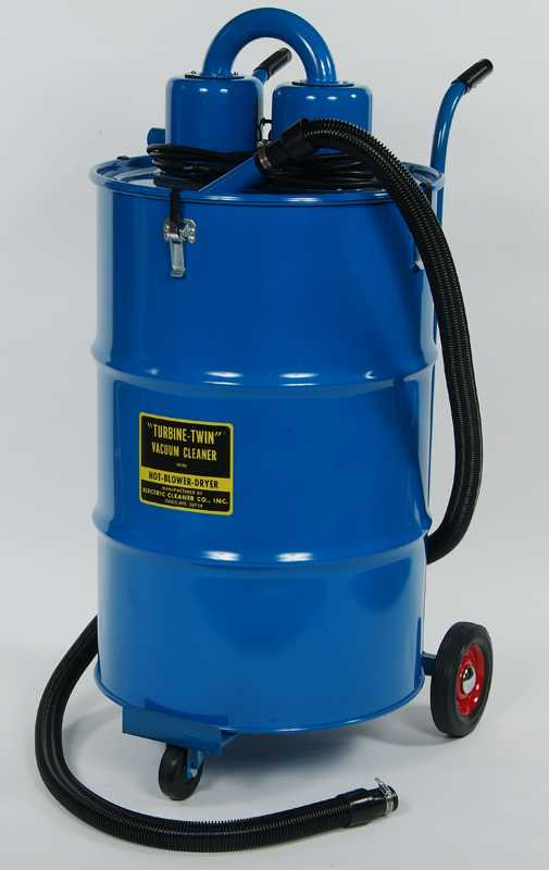 industrial vacuum barrel